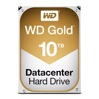 WD Gold Drives