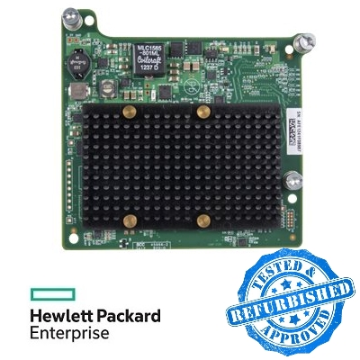 HP QMH2672 HBA 16GB Dual Channel FC HBA Mezzanine Card